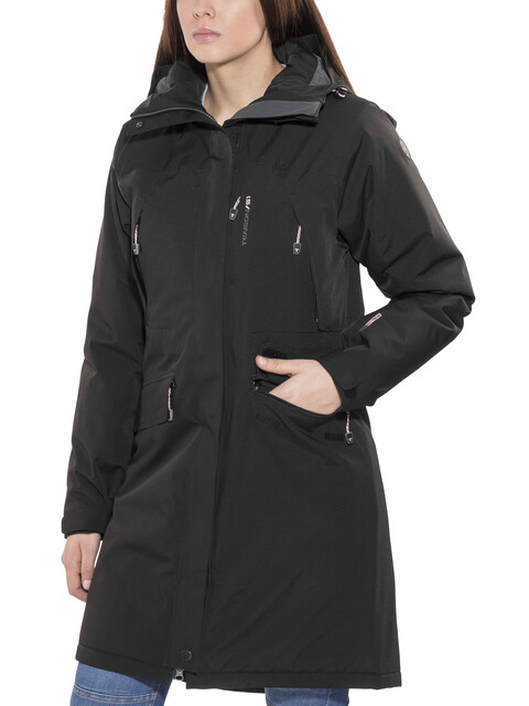 Tenson Nora Jacket Women Black